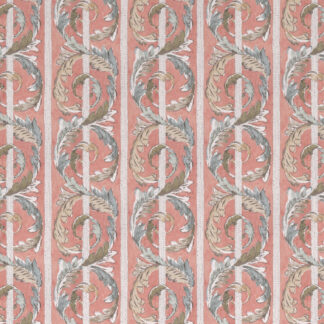 Scrolling-Leaves-02-Red-Earth-Swatch-Swatch1500